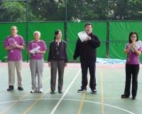 20111114 社區服務委員會-新北市福和國中-樂動小將相見歡活動